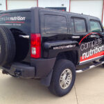 Complete Nutrition Vehicle Decals FoxPrint