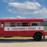 USD Coyotes Bus Wrap FoxPrint
