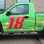 Interstate Battery Truck Wrap FoxPrint Sioux Falls