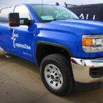 Jans Corporation Vehicle Wrap FoxPrint