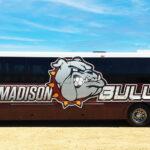 Madison Bulldogs Bus Wrap FoxPrint