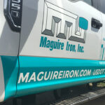 Maguire Iron Vehicle Decals FoxPrint