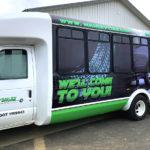 Manley Tire Bus Wrap FoxPrint