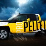Dakota Gold Truck Wrap FoxPrint