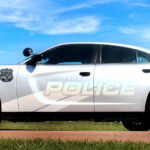 Police Car Decals FoxPrint