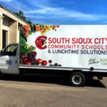 South Sioux City Lunchtime Box Truck Wrap