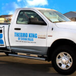 Thermo King Sioux Falls Vehicle Wrap