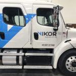 Vikor Truck Decals FoxPrint